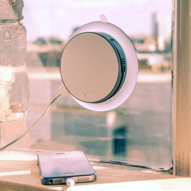 Port Solar Charger