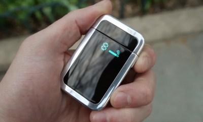 Smart Lighter Will Help You Quit Smoking