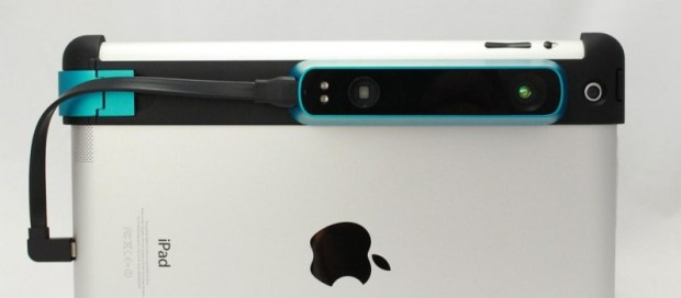 Structure Scanner Gives Your iPad 3D Scanning Capabilities