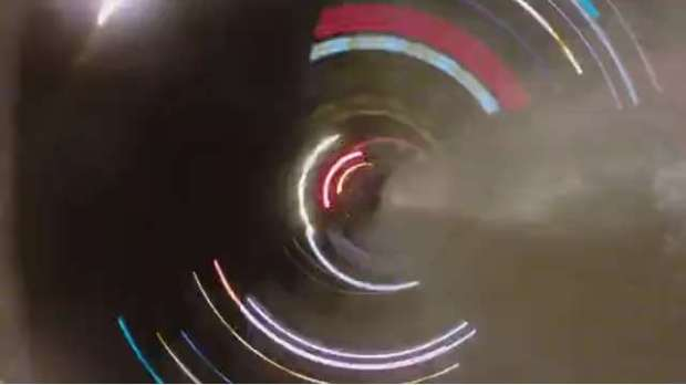 Stunning Video Shot with GoPro Camera on Car Tire