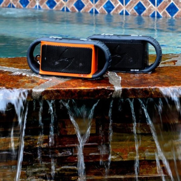 ECOXBT Waterproof Bluetooth Speaker