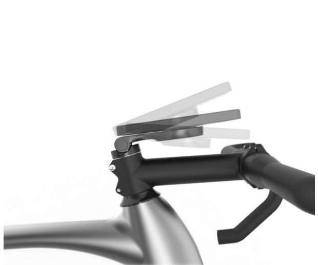 Magnetic iPhone Bike Mount by Proper 2