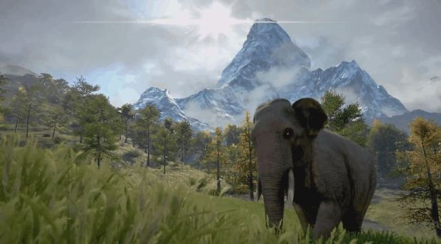 Far Cry 4 The Mighty Elephants of Kyrat