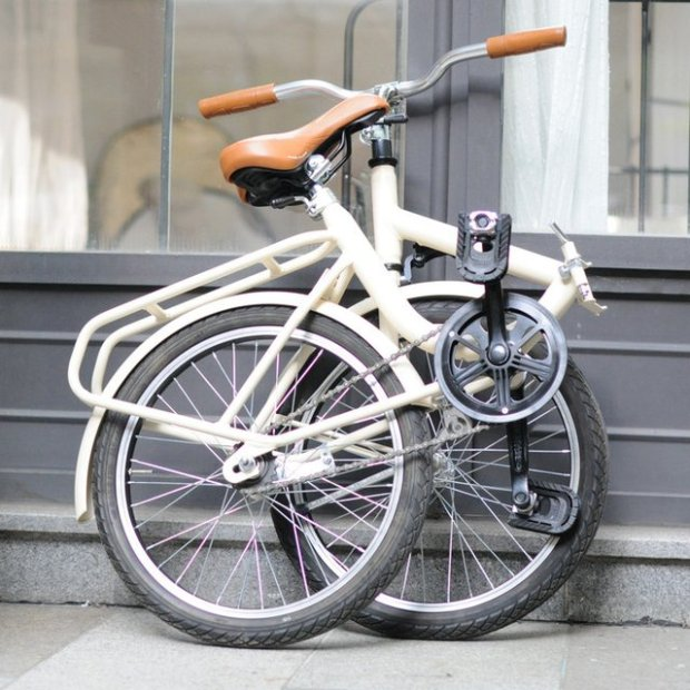 Folding Bicycle by Bruna (2)