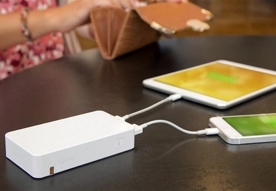 Quirky's Got a External Battery Inside A Power Strip