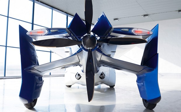 AeroMobil - First Flying Car Ready For Production (VIDEO)