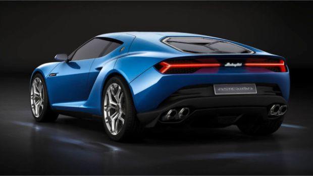 910BHP Hybrid Lamborghini Asterion LPI 910-4