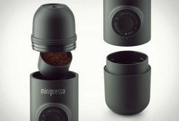 Minipresso - Tiniest Espresso Maker Ever!