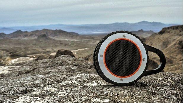 ALL-Terrain Sound - Rugged Weatherproof Bluetooth Portable Speaker