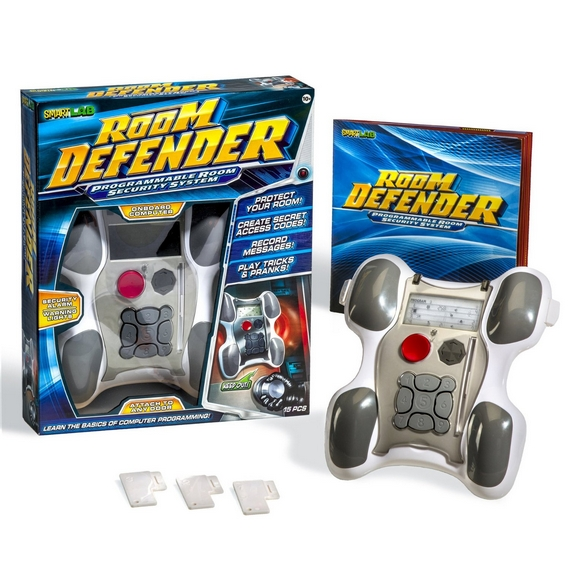 Room Defender - Will Turn Any Room Into High Security Zone