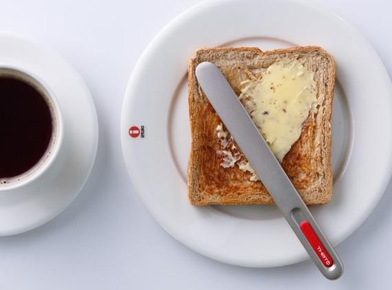 Heated Butter Knife