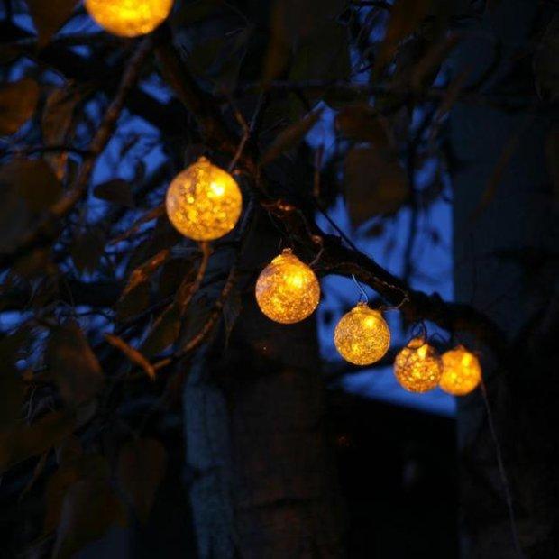 Aurora Glow String Lights