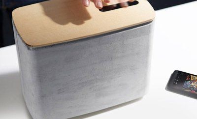 P.A.C.O Gesture Control Speaker by Digital Habit