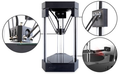 FLUX All-in-One 3D Printer