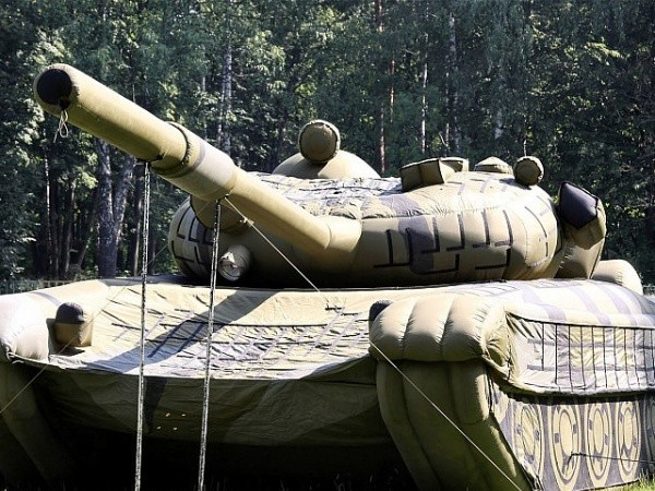 Inflatable Tank
