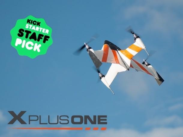X PlusOne Drone