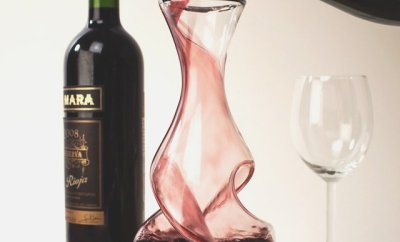 Twisted Decanter