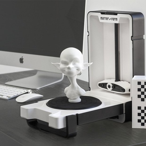 Matter & Form 3D Laser Scanner