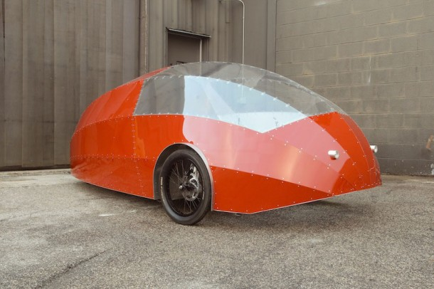 Zeppelin And Cyclone Are Human Powered Vehicles