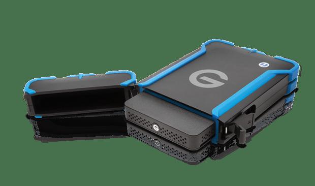 First look: The G-Technology G-Drive ev ATC w/Thunderbolt