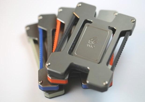 Matrix Carbon Fiber And Titanium Wallet