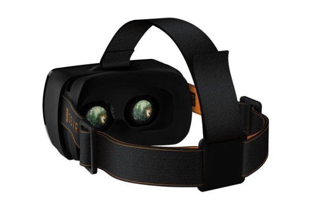 Razer OSVR VR Headset Announced At CES 2015