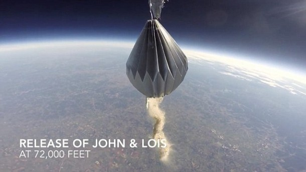Now You Can Scatter Ashes At The Edge Of Space