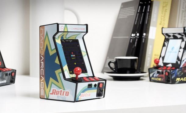 The World's Smallest Arcade Game - Nanoarcade