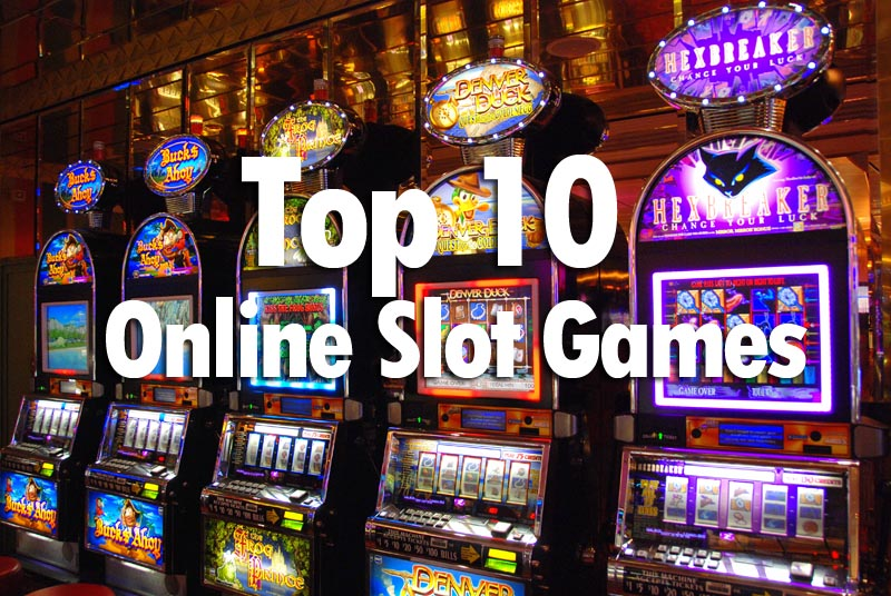 Top 10 Slots