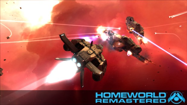 Homeworld Remastered Collection Announced