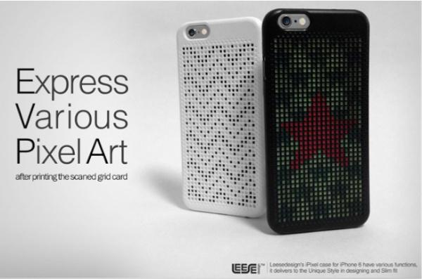 iPixel Case For iPhone 6