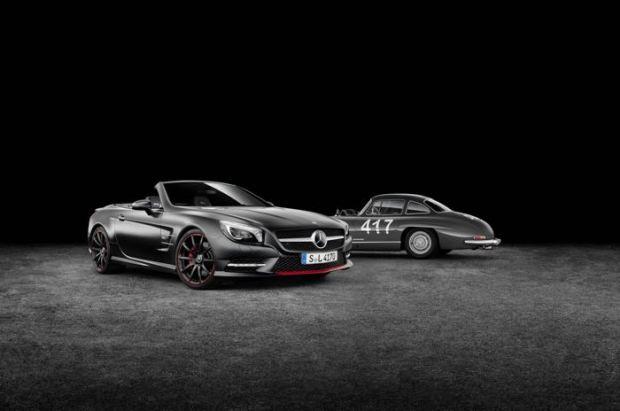 Special Edition Mercedes SL 417 Mille Miglia