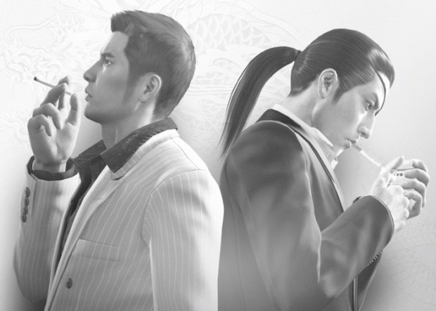 Yakuza Zero Gameplay