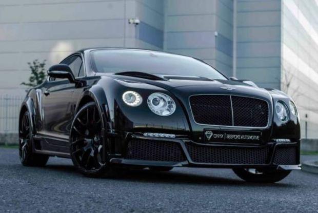 New Bentley GT Concept