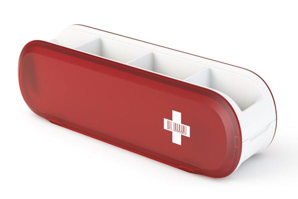 Swiss Army Knife Utensils Holder