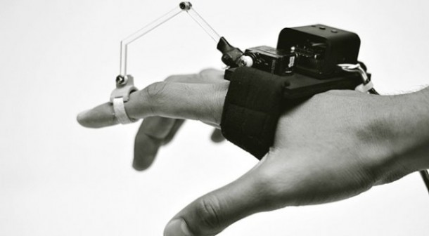 Robotic Glove Will Help You Improve Your Freehand Drawing Skills