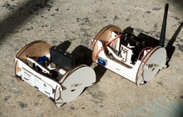 Mirobot Wireless Robot Kit For Kids