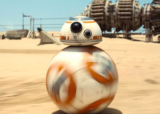 DIY Star Wars BB-8 Robot