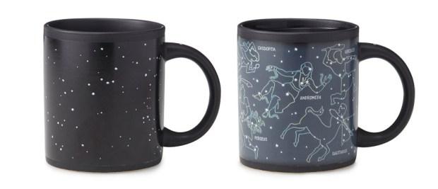 Heat-Activated Constellation Mug