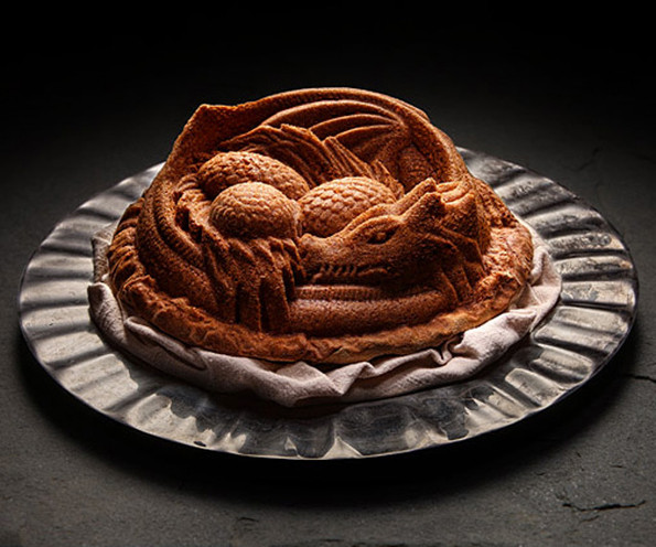 Dragon Cake Pan For Your Next GoT Party