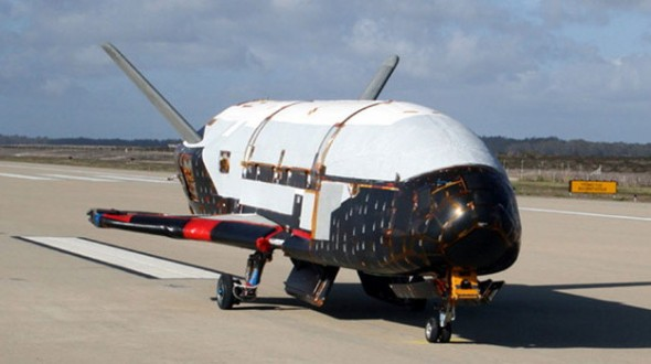 Air Force Finally Reveals Mysterious Space Plane's Engines