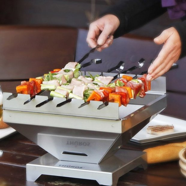 Thuros Tabletop BBQ and Grill