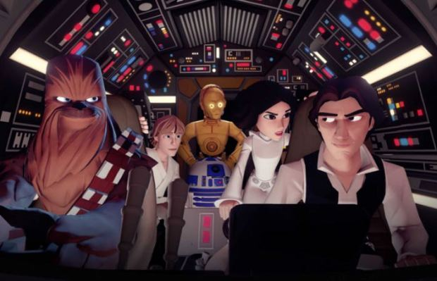 Star Wars Disney Infinity 3.0 Edition