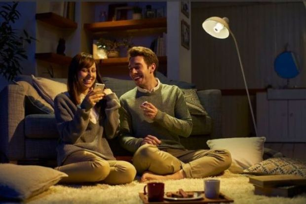 Sony's LED Bulb Can Also Play Music