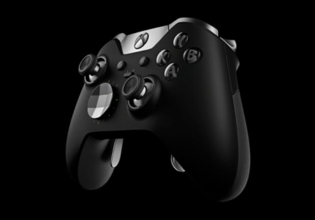 Microsoft's Xbox One Elite Controller