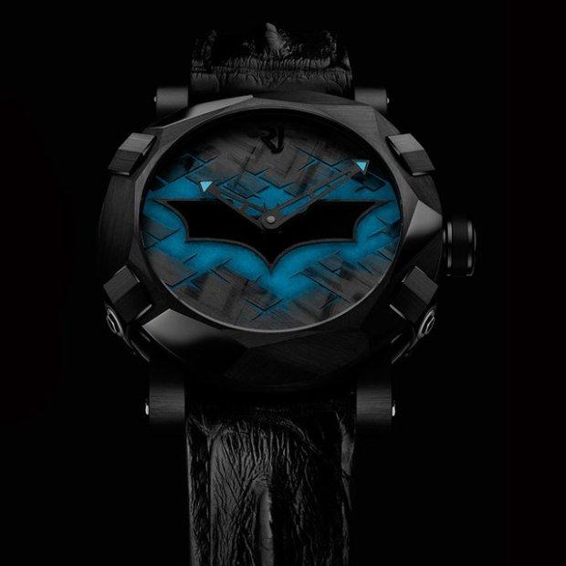 Romain Jerome x The Dark Knight DNA Watch