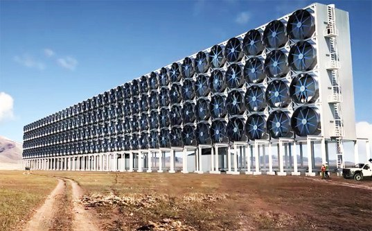 New Technology Wants To Suck All Greenhouse Gases And Convert Them Into Fuel