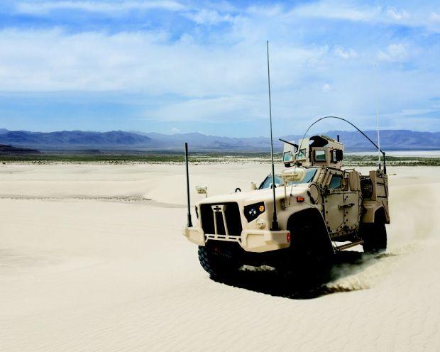 Joint Light Tactical Vehicles (JLTVs)
