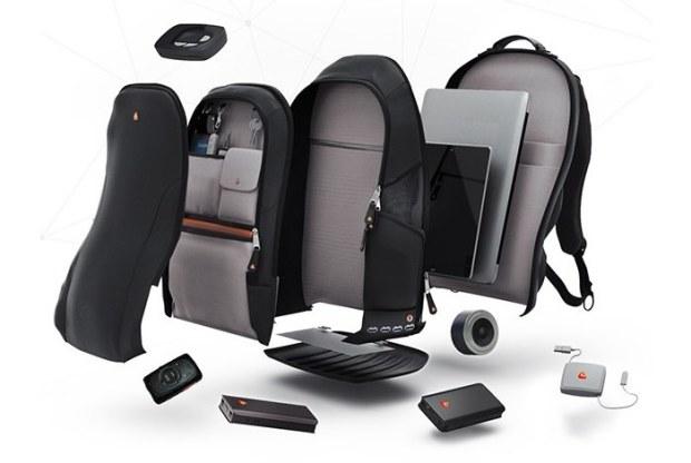 iBackPack Is The Ultimate Gadget Bag