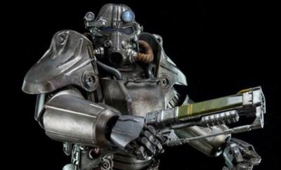 Fallout 4 T-45 Power Armor Figure